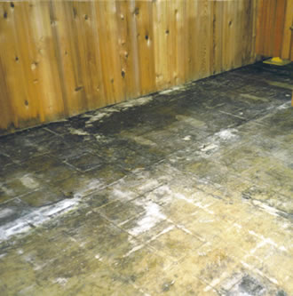 carpet how to remove wood stain from concrete stain removal floor ...